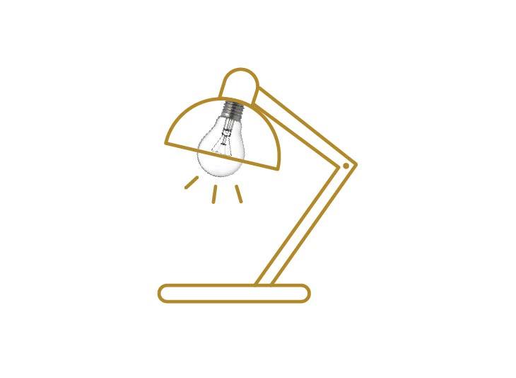 design mobiliário candeeiro
